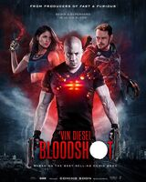 Bloodshot International Poster