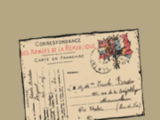 Letter from a French Soldier (Aug 14, 1914)