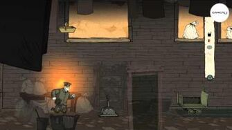 Valiant Hearts The Great War - How to Unlock the Helpful Laundryman Trophy