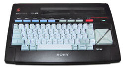 Sony HitBit HB-10P (White Background)