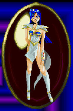 Yuuko ultimate suit