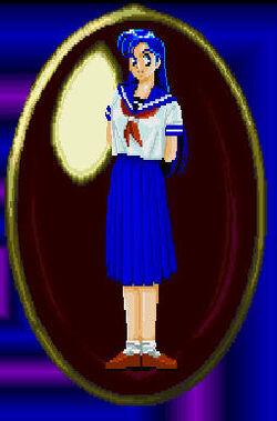 Yuuko sailor suit