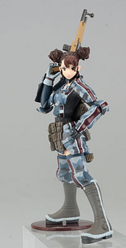 Valkyria Chronicles Trading Figure Collection Rosie
