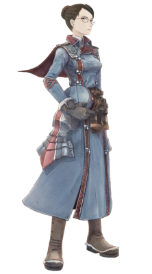 Eleanor Varrot Profile