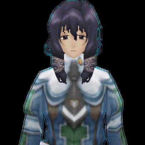 Magari's CG appearance.
