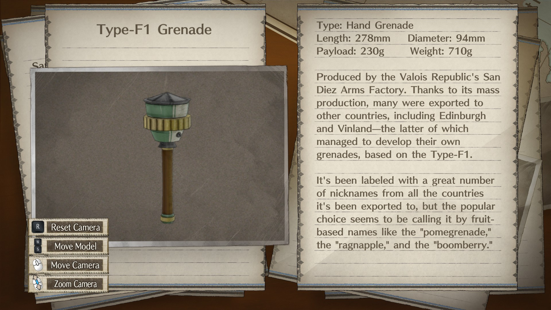 Grenades | Valkyria Wiki | FANDOM powered by Wikia