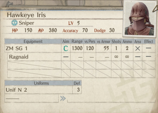 Iris-Card