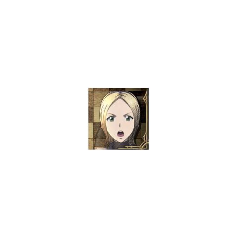 Fina's portrait.
