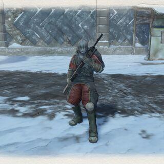 Ausbruch Sniper