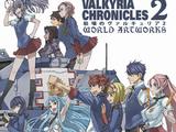 Valkyria Chronicles 2: World Artworks