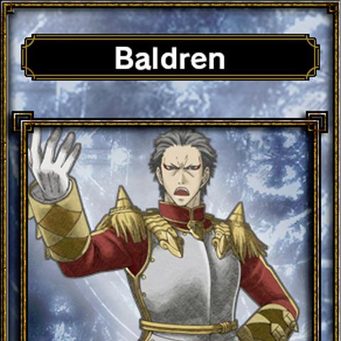 Baldren's appearance in <i>Samurai & Dragons</i>.