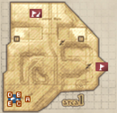 Infiltrate, Ghirlandaio Map Area 1