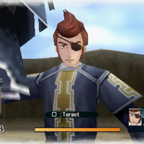In-game screenshot of Vario