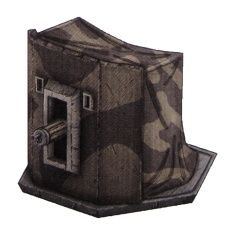 Anti-infantry Turret