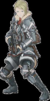 Viola Bryce winter uniform