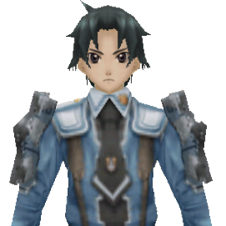Ramal's CG Model in <i>Valkyria Chronicles 2</i>.