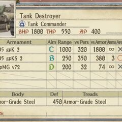 Imperial Tank Destroyer 2
