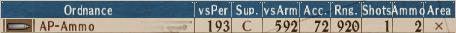 SAP-Turret-1 - Stats