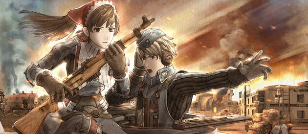 Valkyria Chronicles Wallpaper