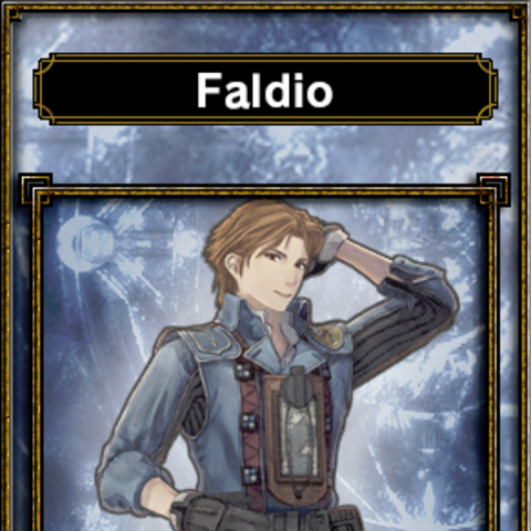 Faldio's appearance in Samurai & Dragons.