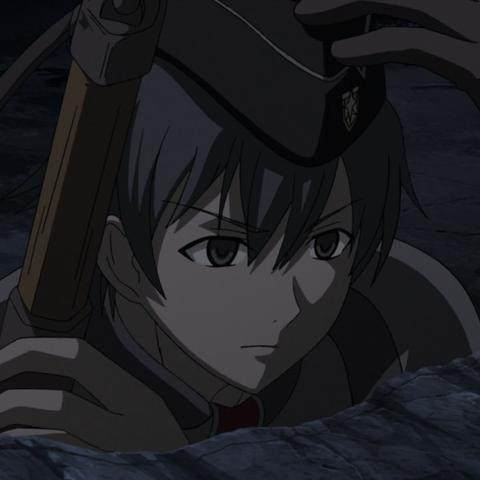 Serge in the <i>Valkyria Chronicles 3 OVA</i>.