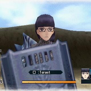 In-game screenshot of Mischlitt in Valkyria Chronicles 2.