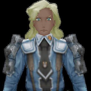 Nahum's CG appearance in Valkyria Chronicles 2.