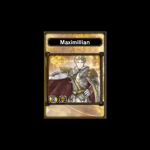 Maximilian's appearance in <i>Samurai & Dragons</i>.