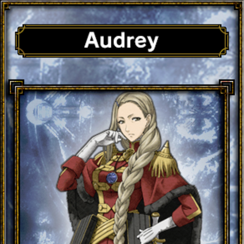 Audrey's appearance in Samurai & Dragons.