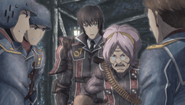 VC3 Mission Old Lady In The Shadows