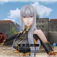 In-game screenshot of Selvaria.