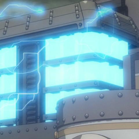 Batomys' radiator