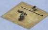 Defense training area