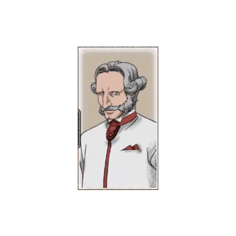 Townshend in<br />Valkyria Chronicles 2