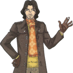 Jamill's everyday wear in 'Valkyria Chronicles 2<i>.</i>