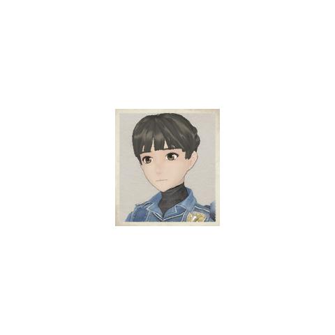 Elysse's portrait in <i>Valkyria Chronicles</i>.