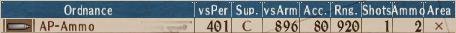 SAP-Turret-9 - Stats