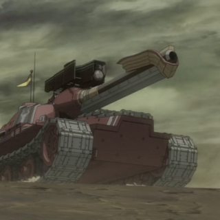 The Lupus in the Valkyria Chronicles Anime