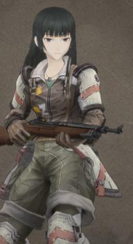 VC4 Azusa Tsukikage