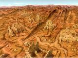 Barious Desert