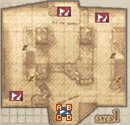 Fight for Cordelia Map Area 1