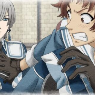 Alexis's Classmate Mission in Valkyria Chronicles 2.
