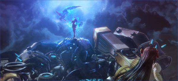 Valkyria Azure Revolution SS8