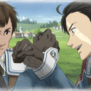 Sigrid's classmate mission in <i>Valkyria Chronicles 2</i>.
