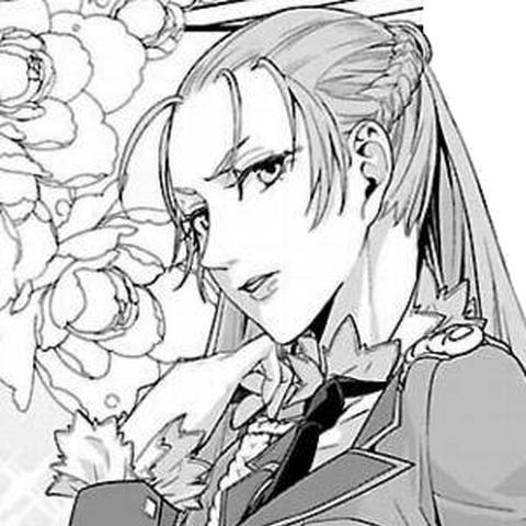 Juliana's appearance in the <i>Valkyria Chronicles 2 Manga</i>.