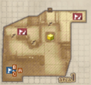 Weapon Test Site Map Area 1