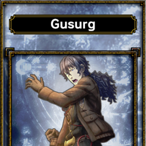 Gusurg's appearance in Samurai & Dragons.