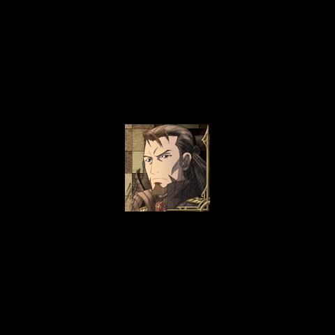 Jaeger's portrait.