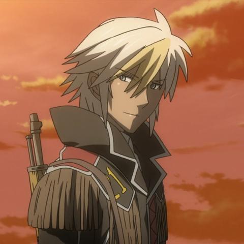 Felix's appearance in the Valkyria Chronicles 3 OVA.