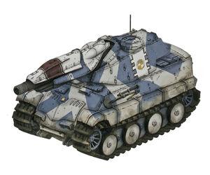Type36 heavy tank b